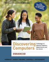 Enhanced Discovering Computers PDF