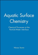 Aquatic Surface Chemistry