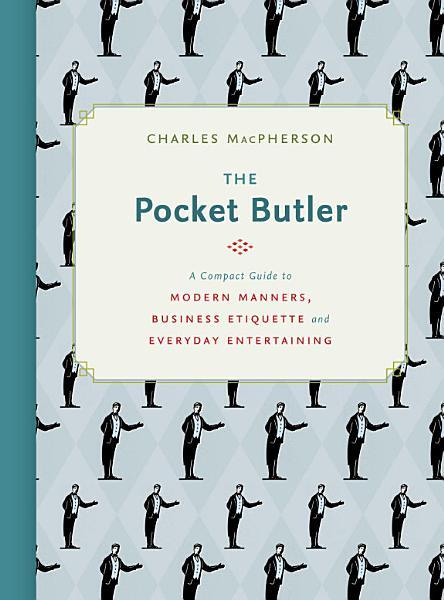 Download The Pocket Butler Book