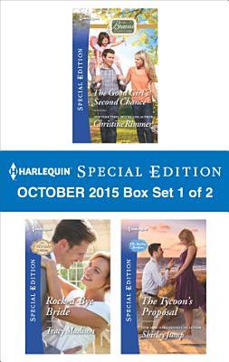Harlequin Special Edition October 2015   Box Set 1 of 2