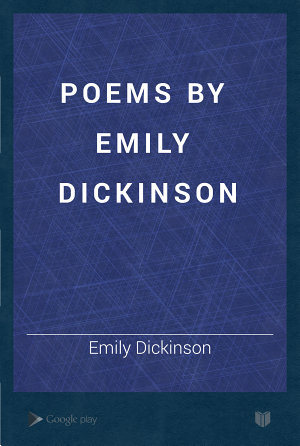 Poems by Emily Dickinson PDF