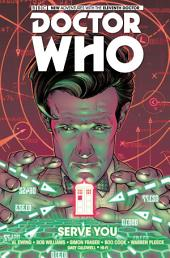 Doctor Who: The Eleventh Doctor Collection Vol. 2: Volume 2