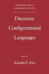 Discourse Configurational Languages