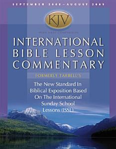 KJV International Bible Lesson Commentary Book