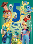 5 Minute Disney Pixar Stories PDF