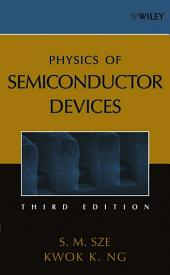 Physics of Semiconductor Devices: Edition 3