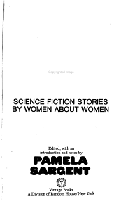 Women of Wonder  Science Fiction Stories by Women about Women PDF