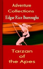 Tarzan of the Apes: Mystery & Adventure Story