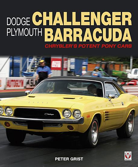 Dodge Challenger   Plymouth Barracuda PDF