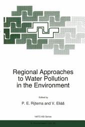 Regional Approaches to Water Pollution in the Environment
