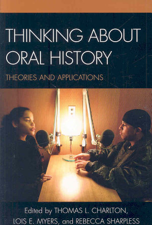 Thinking about Oral History PDF