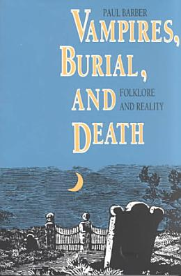 Vampires  Burial  and Death PDF
