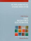 Bedford Handbook Supplemental Exercises