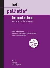 het palliatief formularium: Een praktische leidraad