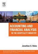 Accounting and Financial Analysis in the Hospitality Industry  Butterworth Heinemann Hospitality Management Series PDF