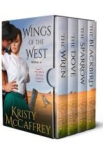 A Wings of the West Collection (Historical Western Romances)