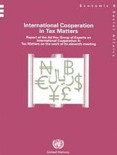 Cooperación Internacional en Cuestiones de Tributación