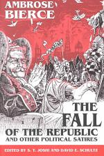 The Fall of the Republic and Other Political Satires