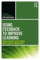 Using Feedback to Improve Learning PDF