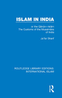 Routledge Library Editions  International Islam PDF