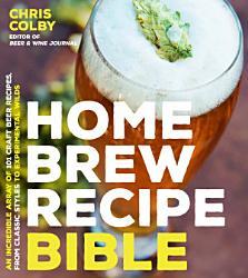 Home Brew Recipe Bible Book PDF