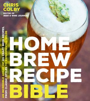 Home Brew Recipe Bible PDF
