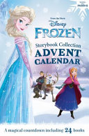 Frozen Storybook Collection Advent Calendar Disney  Book PDF