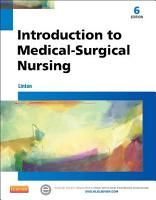 Introduction to Medical Surgical Nursing   E Book PDF