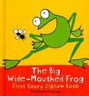 The Big Wide Mouthed Frog Jigsaw Book