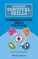Communication Skills for Nurses PDF
