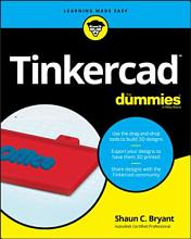 Tinkercad For Dummies PDF