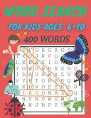Word Search for Kids Ages 6-10
