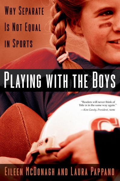 Download Playing With the Boys Book