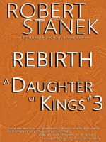 A Daughter of Kings #3 - Rebirth (Graphic Novel Part 3, Tablet Edition)