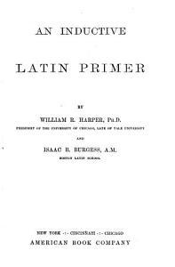 An Inductive Latin Primer PDF