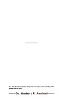 A Complete Introduction to Breeding Aquarium Fishes PDF