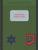 Graph Paper Notebook 8. 5 X 11 In, 100 Sheets