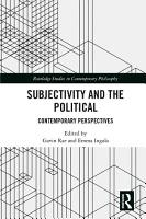 Subjectivity and the Political PDF