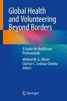Global Health and Volunteering Beyond Borders PDF