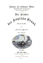 Die Kinder des Kapitän Grant: Bände 1-3