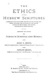 The Ethics of the Hebrew Scriptures ...