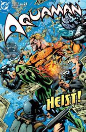Aquaman (2002-) #21