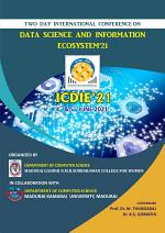 Two Day International Conference on Data Science and Information Ecosystem'21