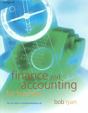 Finance And Accounting For Business Book PDF