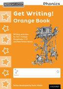 Read Write Inc. Phonics - Get Writing!
