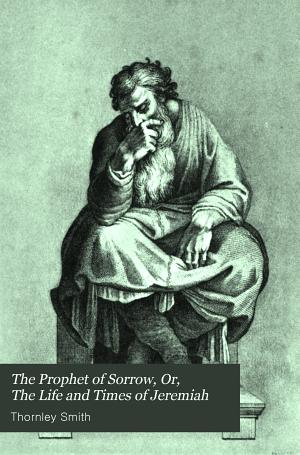 The prophet of sorrow  or The life and times of Jeremiah