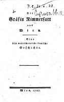 Die Gr  fin Nimmersatt aus Wien  Eine sehr wahrscheinliche komische Geschichte PDF