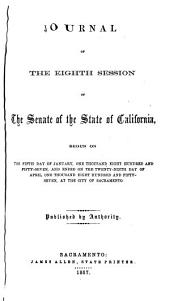 Journal of the ... Session of the Legislature of the State of California: Volume 8, Part 1857
