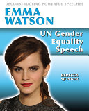 Emma Watson  Un Gender Equality Speech PDF