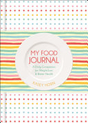 My Food Journal Book